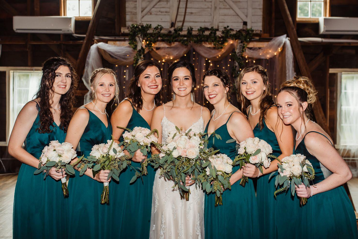 378 Lake Elsie Wedding Barn