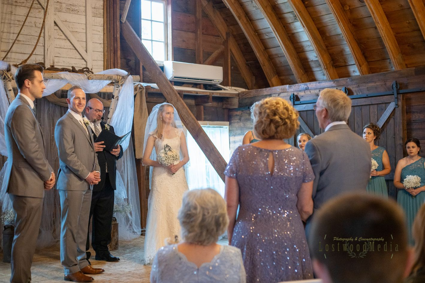 4 Lake Elsie Wedding Barn