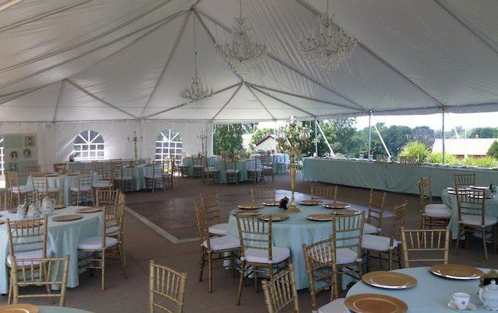 40x60 Frame Tent   Interior 2048x