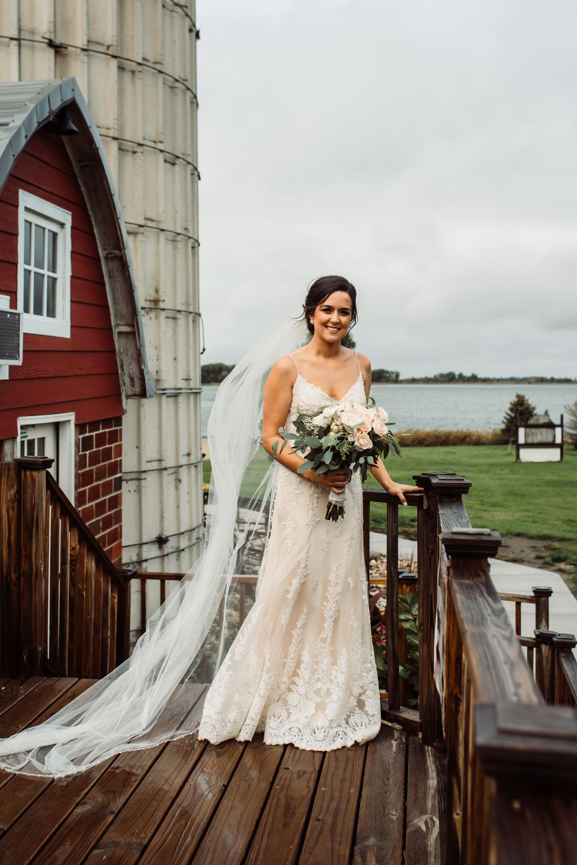 497 Lake Elsie Wedding Barn