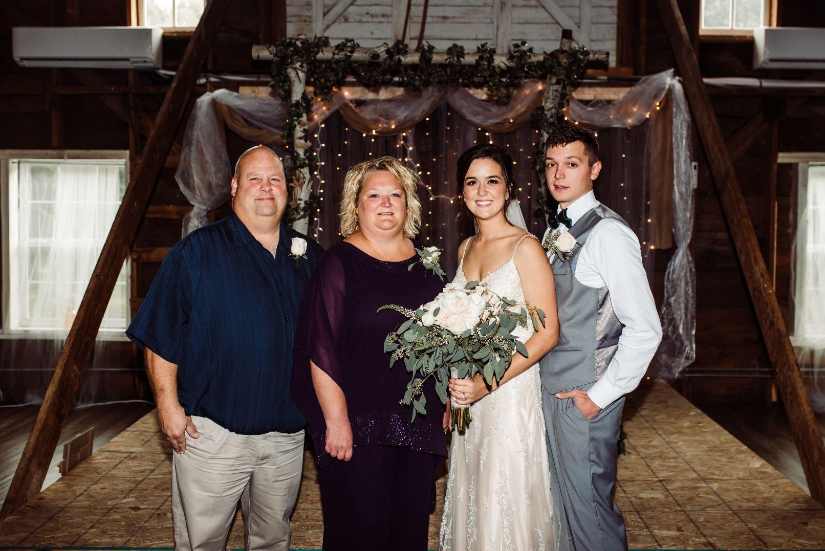 510 Lake Elsie Wedding Barn
