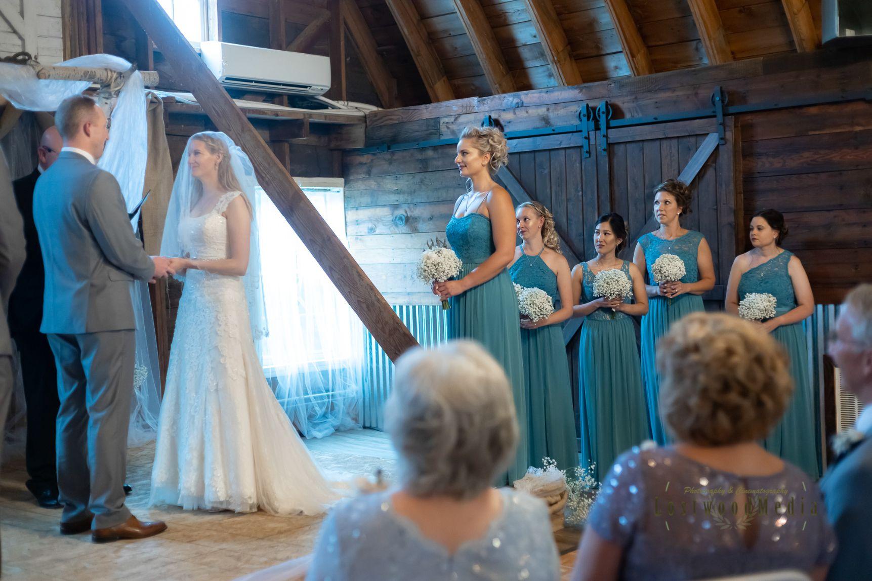 6 Lake Elsie Wedding Barn