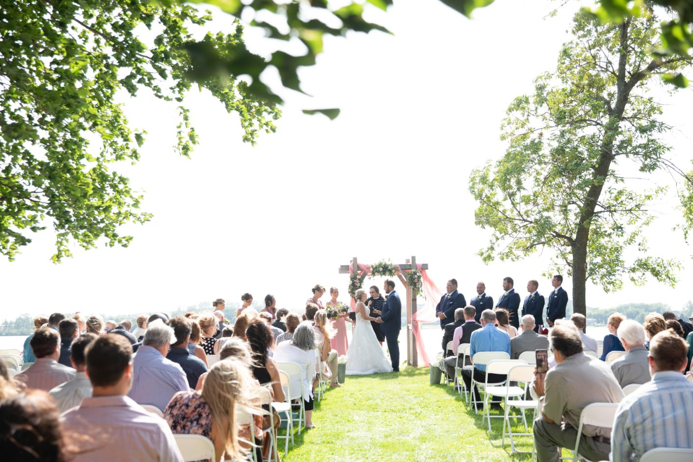 713 Lake Elsie Wedding Barn