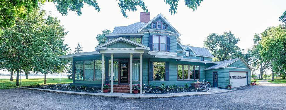 0 lady on the lake bed and breakfast near fargo ND