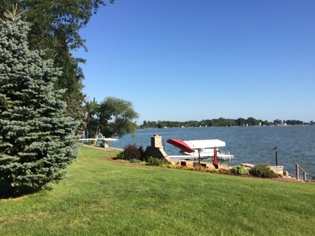 lake elsie view of the