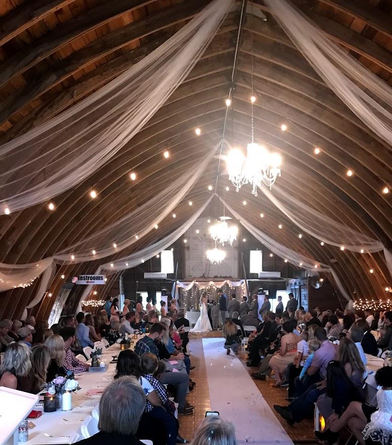 Indoor wedding 3