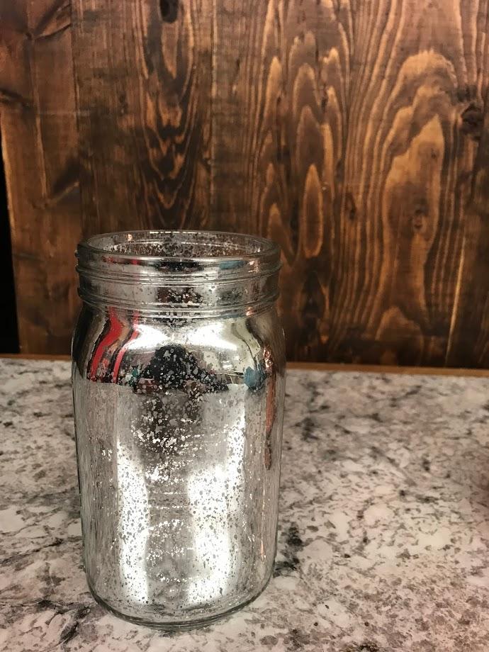 silver quart jars